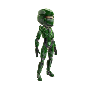 Warrior Armor - Green