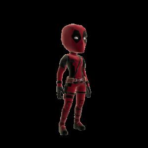 Deadpool 2 Suit