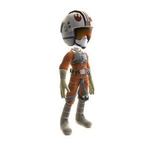 Rebel Snowspeeder Pilot