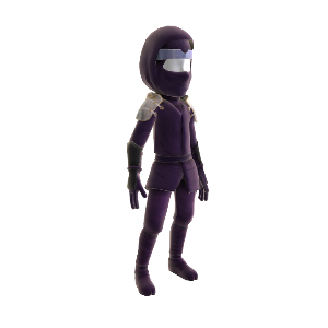 Armored Ninja Outfit