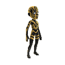 Traje de Goldust