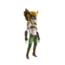 Hawkgirl kostuum