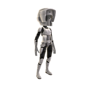 Armure Scout trooper
