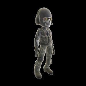 Uniforme Ghost
