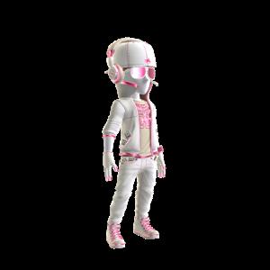 Pink Bling Gamer SE