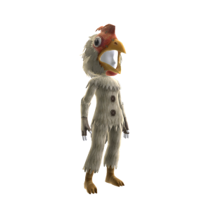 Chicken Outfit