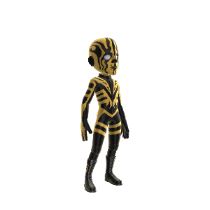 Goldust Outfit