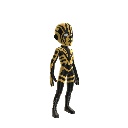 Roupa do Goldust