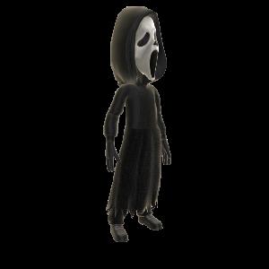 """""""Scre4m"""" Costume"""