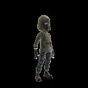 Bodark-Kostüm