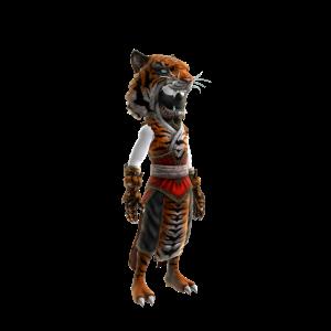 Golden Tiger Ninja