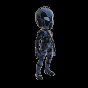 Fato de Agente de Nível 5