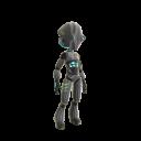 Modern Robot Costume