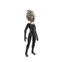 Borg Queen costume