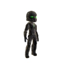 Onyx Dark Carnival Armor