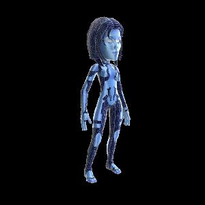 Cortana Costume