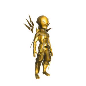 Golden Ninja King
