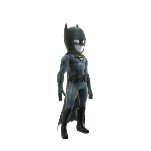 Earth One Batman Costume