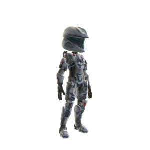 Commander Palmer Armor