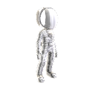 MTV Video Music Awards Moonman Suit