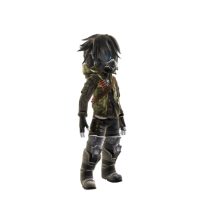 Post-Apocalyptic Thief