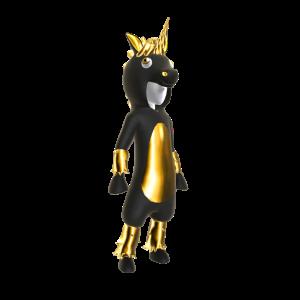 Bling Unicorn Suit