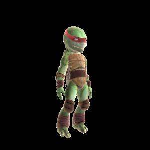 TMNT: DLS - Traje de Raphael