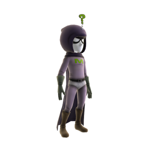 Mysterion Costume