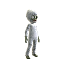 Yeti Zombie Costume