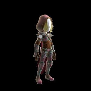 World of Warcraft Sylvanas Armor