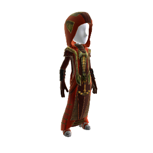 Cultist Leader Outfit