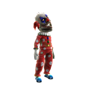 Clown Zombie 