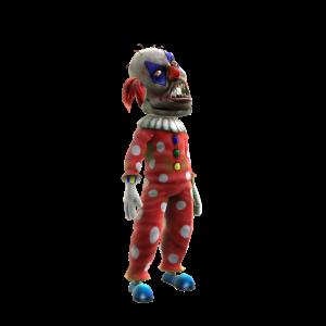 Clown Zombie
