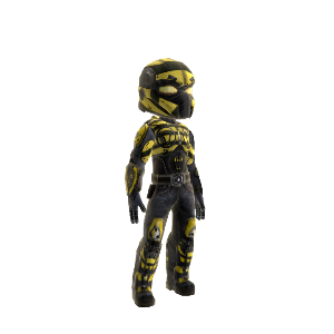 Onyx Bee Armor
