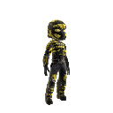 Onyx Bee Armor