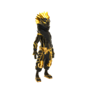Golden Fox Ninja