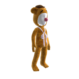 Costume Fozzie l'ours