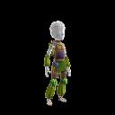 Shaman Tiki Outfit