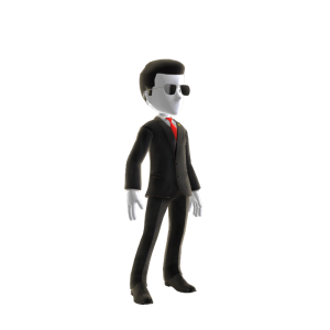 Secret Service Costume