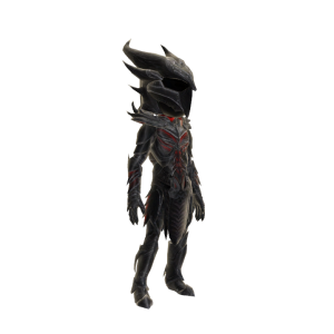 Skyrim Daedric Armor