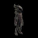 Skyrim: armadura daédrica