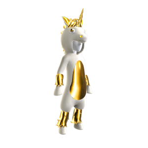 Bling Unicorn Suit SE