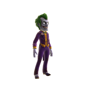 Traje del Joker