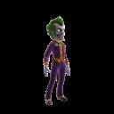 Fato de Joker