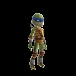 TMNT: DLO - Costume de Leonardo