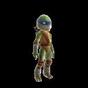 TMNT: DLS - Traje de Leonardo