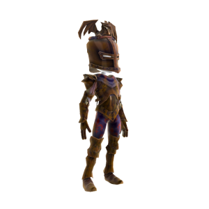 Hollow man-outfit Fable: The Journey