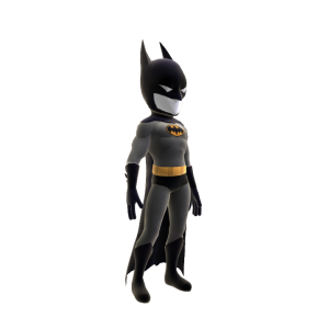 Roupa do Batman da Srie Animada