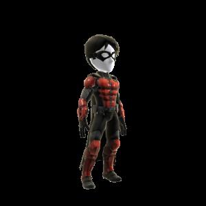 Robin de Arkham Origins