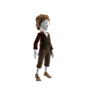 Bilbo Baggins Outfit
